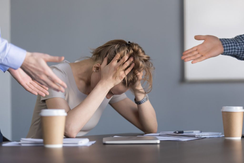 Are Your Coworkers Treating You Like Their Emotional Dumping Ground?